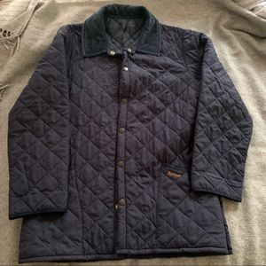 Classic Barbour Quilted Jacket